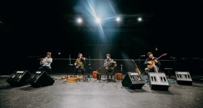 Nuadán concert filmed on location at The Dock, Carrick on Shannon
